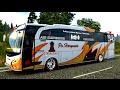 ETS 2 Bus Mod   Jetbus HD V4 For Patch 1 26