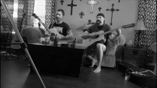 Best Ever Brown Eyed Girl Duet Guitar Cover --- beer too - King of the Hill