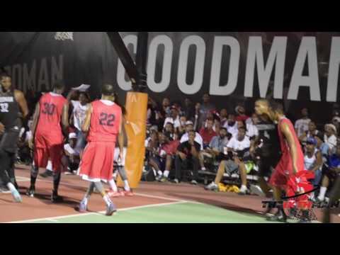 Goodman League vs. Watts League 2016
