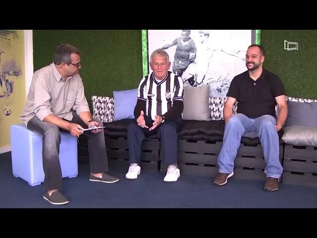 Programa Pautando Esporte  - Moacyr Toledo, um documento alvinegro