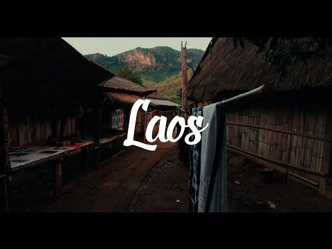 Laos: Weaving Beauty