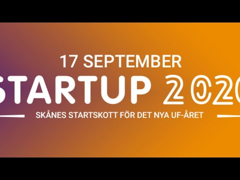 StartUp 2020 -