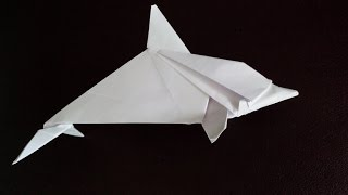 Дельфин оригами, Dolphin Origami