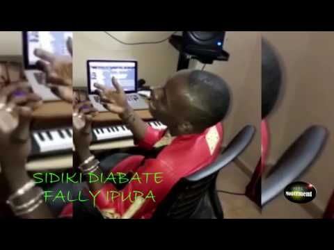 SIDIKI DIABATE FEAT FALLY IPUPA BIENTÔT LA GROSSE SURPRISE