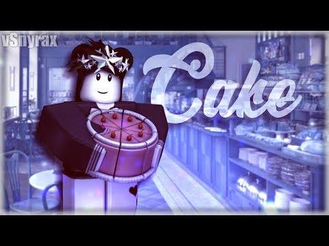 Cake - Melanie Martinez (Roblox Fan Music Video)