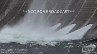 10-17-18 Austin, TX - Mansfield Dam Floodgate Release