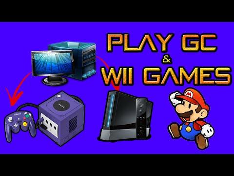 gamecube games on pc