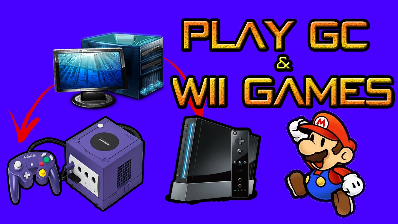 HOW DO I PLAY GAMECUBE GAMES ON A WII? | AfterDawn ...