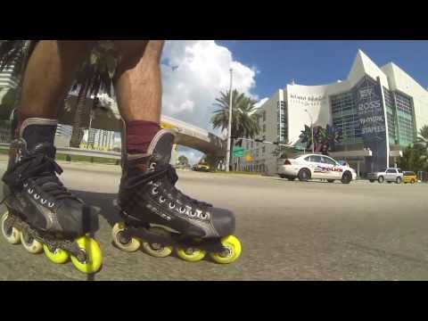 Great EsSkate 2014 - Roller blading in Miami