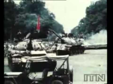 Ngày 30-4-1975 VC tiến vào Sài Gòn - Dinh Độc Lập