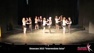 Melbourne Latin Dance Showcase 2015 - Intermediate Salsa