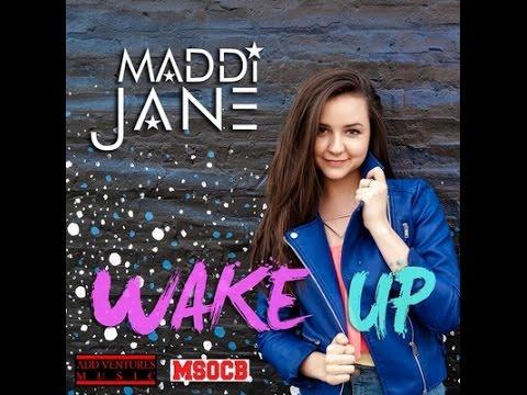Maddi Jane - Wake Up Lyrics