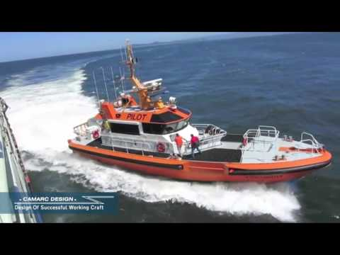 Camarc Design Pilot Boats Overview 2015
