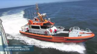 Camarc Design Pilot Boats Overview 2015
