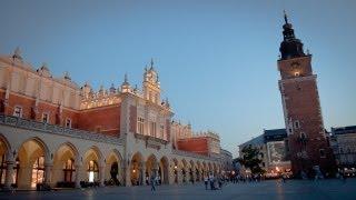 Rynek Główny: Krakow's Main Square, Poland