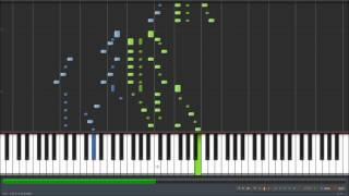 Franz Liszt - Transcendental Étude No. 5 (Feux Follets)