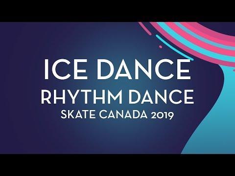 Ice Dance Rhythm Dance | Skate Canada 2019 | #GPFigure
