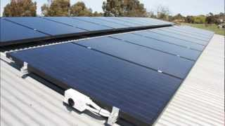 How a 4 kW solar system works