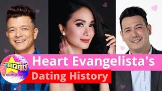 Ang Ex Boyfriends ni Heart Evangelista