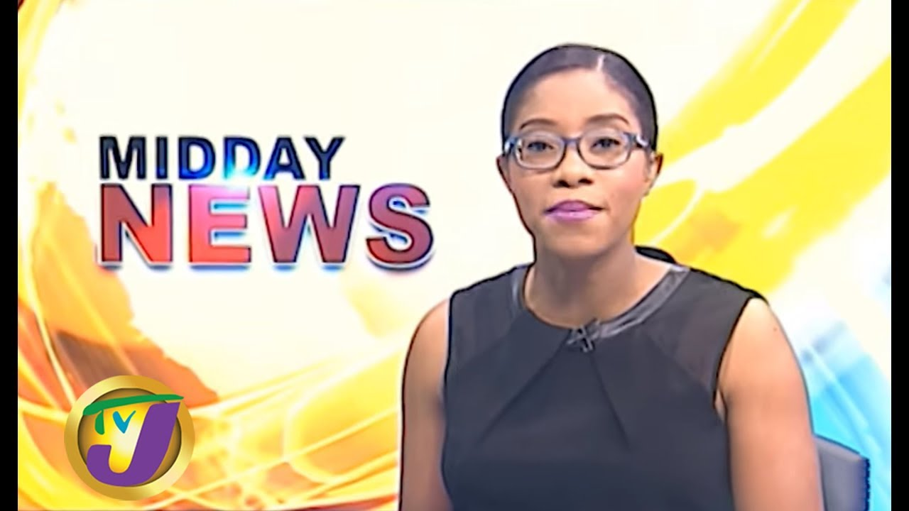 TVJ Midday News: Road Traffic Controversy | Brazen Gun Attack - August 27 2019