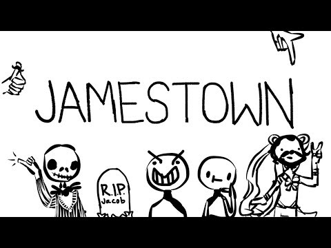 Jamestown: The Project | Kind of animated...but not really.