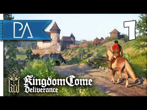 GREATEST HISTORICAL MEDIEVAL GAME EVER! - Kingdom Come: Deliverance Gameplay #1