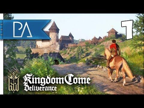 GREATEST HISTORICAL MEDIEVAL GAME EVER! - Kingdom Come: Deliverance Gameplay #1