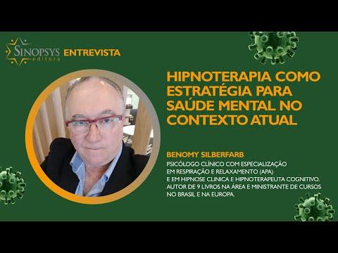 Hipnoterapia como estratégia para saúde mental no contexto atual | Sinopsys Entrevista #7