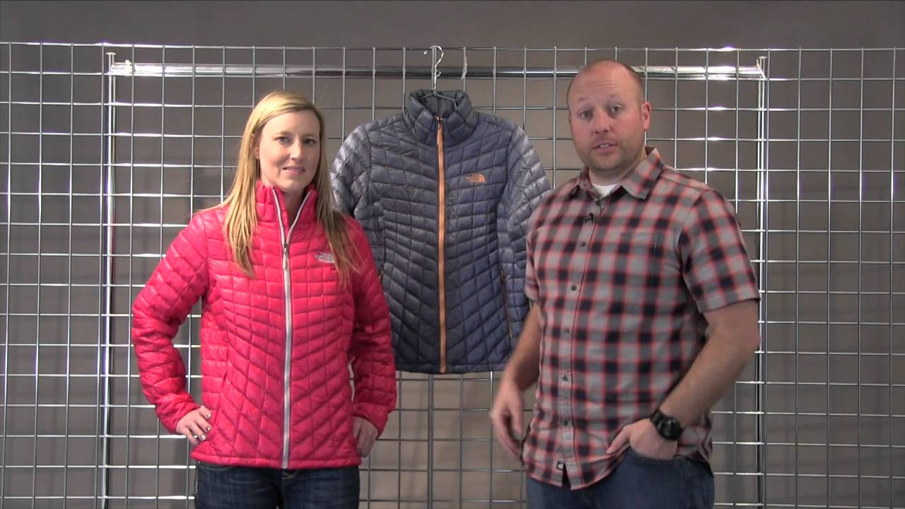 6e082e094 The North Face Women's Thermoball Full Zip Jacket 2015-2016
