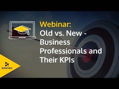 Old vs. New: Business Professionals and Their KPIs