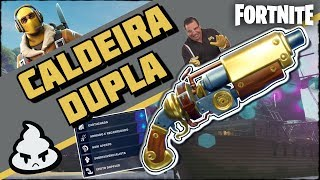FORTNITE DOUBLE BOILER! UNPUBLISHED Analyse des Wochenshops POST Patch 8.0