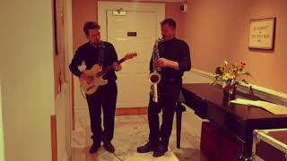 The Bratz Band Ireland. Drinks Reception Jazz Duo - Isn't She Lovely (Stevie Wonder Cover)