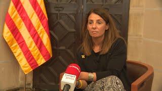 """Budó ve """"dificultades"""" para que Puigdemont vuelva si gana los comicios"""