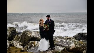A wonderful elopement from Panama City, Florida to the West Coast of Scotland