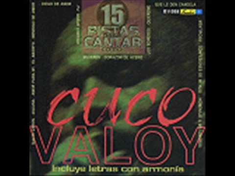 cuco valoy  --  pa` gozar contigo