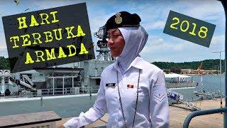 HARI TERBUKA ARMADA TLDM 2018 | Royal Malaysian Navy