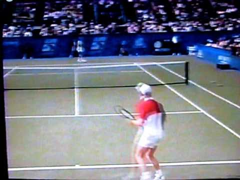 Jim Courier vs Thomas Muster US Open