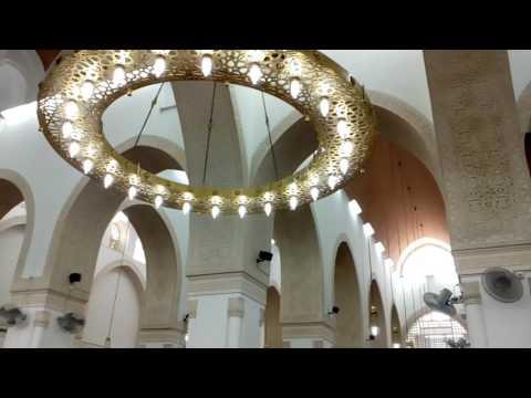 Tour Of The Masjid Al Qiblatain In Medina Where Qibla Changed