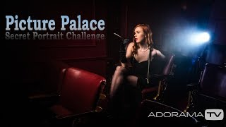 Picture Palace Portrait Challenge: Take and Make Great Photography with Gavin Hoey