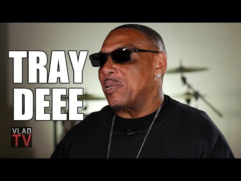 Tray Deee Explains How Death Row Operates in Prison: It's Condemned Row (Part 13)