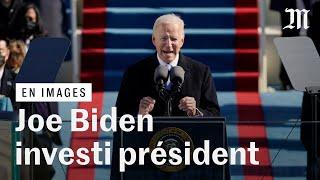 « La démocratie l'a emporté » :  le premier discours de Joe Biden président des Etats-Unis