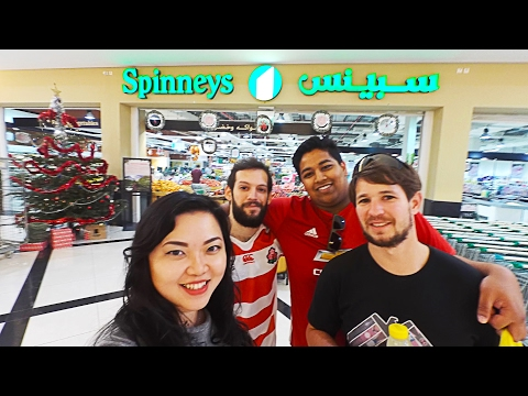 TRAVEL DUBAI VLOG | Supermarket Shopping with the Locals 杜拜旅遊 #5