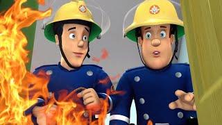 Sam il Pompiere italiano nuovi episodi | Fuoco nel seminterrato 🔥Cartoni animati