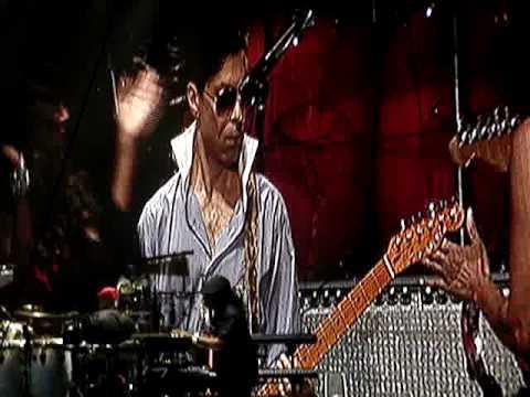 Stevie Wonder + Prince + Sheila E