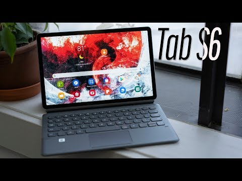 Galaxy Tab S6 Honest Review - Only one issue..