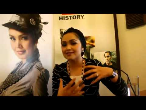 Dato' Siti Nurhaliza   Exclusive Interview Biography @ History Channel