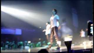 2PM - even if you leave me - Live Tour Jakarta 121208