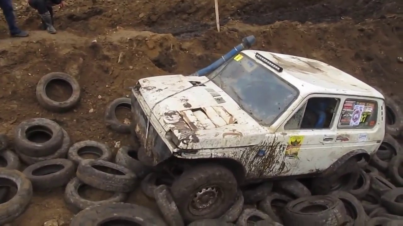 Off-road. The desire to win without regretting the car