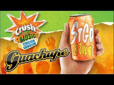 Guachupé - Crush Power Music 2016 (Edición Invierno) [AUDIO COMPLETO + ENTREVISTA]