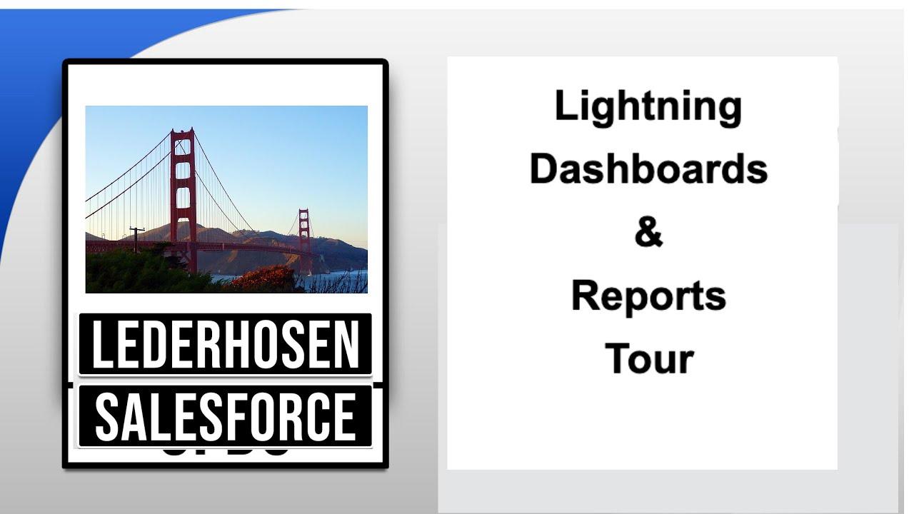 lightning dashboard  u0026 reports tour  subfolders  filters